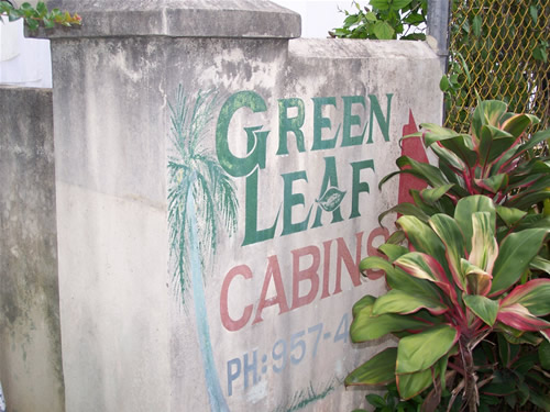 Green Leaf Cabins